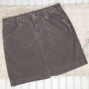 Old Navy Corduroy Skirt Size 10